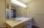 515 SW 4th St #A, Newport, OR 97365 - Master Bath