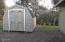 1788 NW 34th St, Lincoln City, OR 97367 - Garden shed