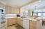 115 N. Miller St., 102, Rockaway Beach, OR 97136 - Large open kitchen