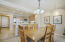 115 N. Miller St., 102, Rockaway Beach, OR 97136 - Dining room to kitchen view