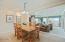 115 N. Miller St., 102, Rockaway Beach, OR 97136 - Dining room & living room