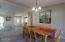 1160 SW Ocean Hills Dr, Waldport, OR 97394 - Dining Room