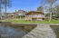 744 NE Lake Dr, Lincoln City, OR 97367 - Dock and Rear of Home