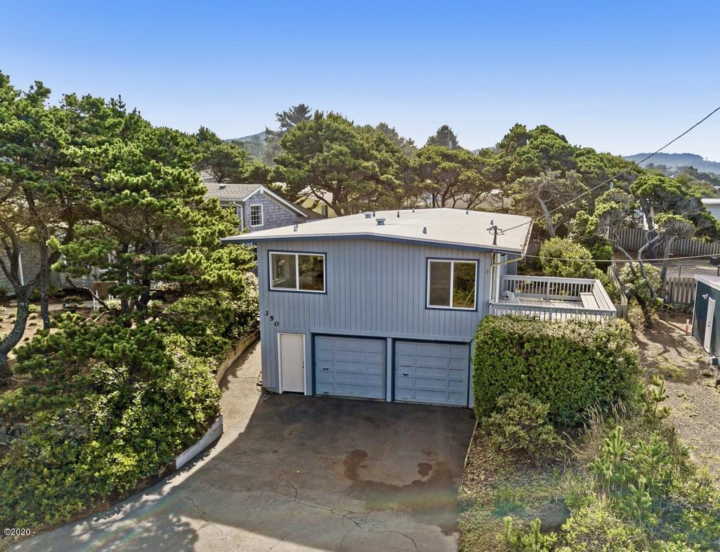 350 Shore Dr, Lincoln City, OR 97367 - Exterior