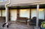 1227 SW Edgewater Dr, Waldport, OR 97394 - Back patio