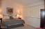 301 Otter Crest Dr, #322-3, 1/12th Share, Otter Rock, OR 97369 - Loft bedroom with privacy screen closed