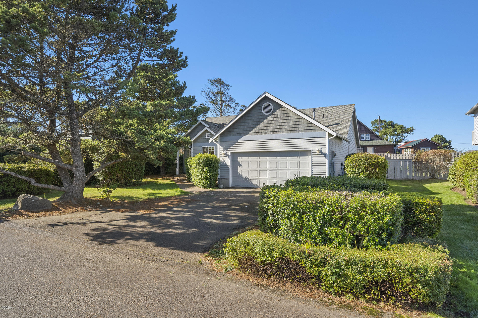 4011 Evergreen Ave, Depoe Bay, OR 97341 - Front of Home