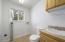 4011 Evergreen Ave, Depoe Bay, OR 97341 - Half Bath / Laundry Hookup