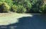 5863 NW Pacific Coast Hwy., Seal Rock, OR 97376 - Driveway to lot
