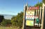 5863 NW Pacific Coast Hwy., Seal Rock, OR 97376 - Driftwood Beach sign