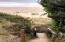 LOT 4 Powe Drive, Waldport, OR 97394 - Stairs to beach