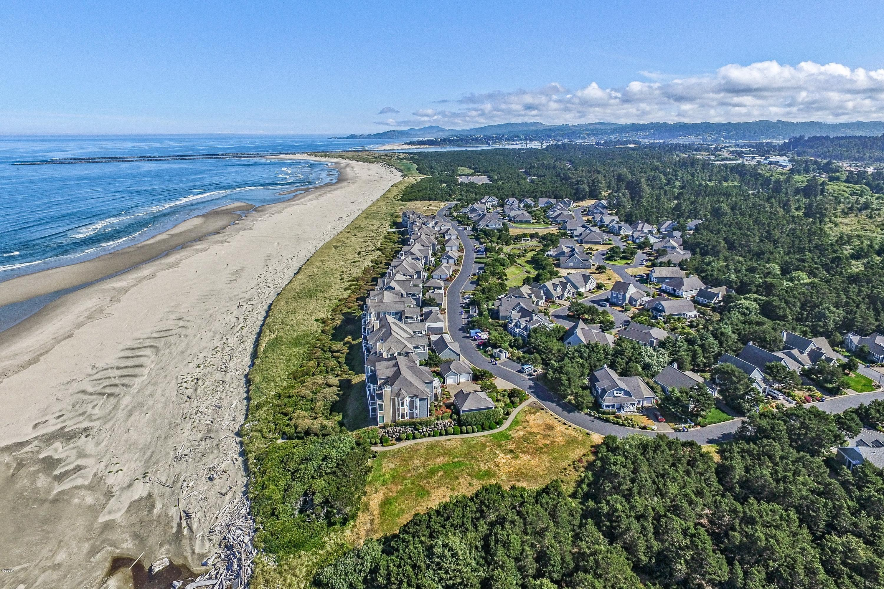 LOT 130 SW Cupola Place, South Beach, OR 97366 - 1-SS Coastal Aerial