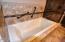 1100 NE Lakewood Dr, Newport, OR 97365 - Bathroom 1 Double Sinks