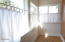 3238 NW Quay Dr, Lincoln City, OR 97367 - Enclosed downstairs deck
