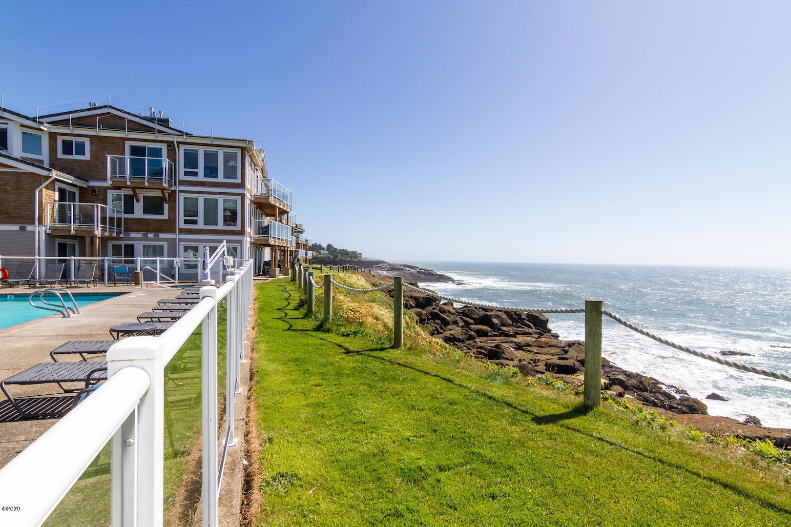 709 NW Highway 101, 502-B, Depoe Bay, OR 97341 - View
