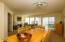 709 NW Highway 101, 502-B, Depoe Bay, OR 97341 - Dining & Living Room area