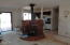 245 Monterey Ave, Lincoln City, OR 97365 - Open Concept with old wood stove