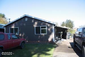 334 SE Swan Ave, Siletz, OR 97380 - from street