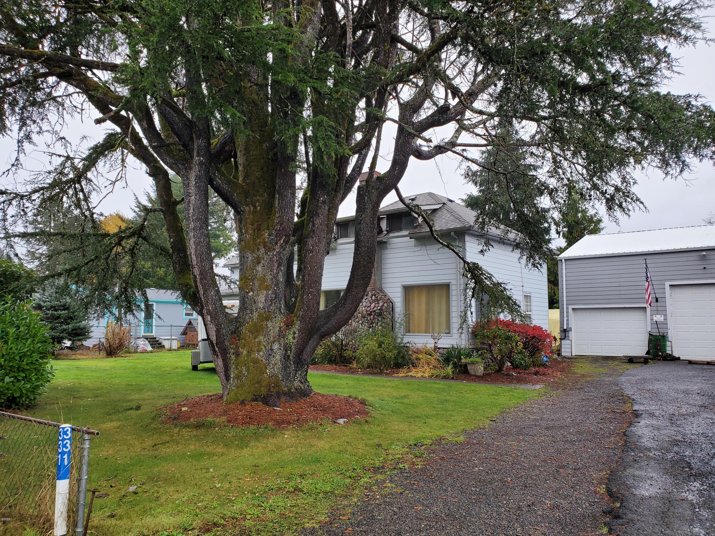 331 E Logsden Rd, Siletz, OR 97380-9617 - Front View