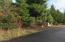 TL200 SW Edgewater Dr, Waldport, OR 97394 - southeast property marker