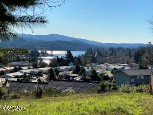T/L 600 NE 49th Ct., Lincoln City, OR 97367 - Lake & Mountain View Lot