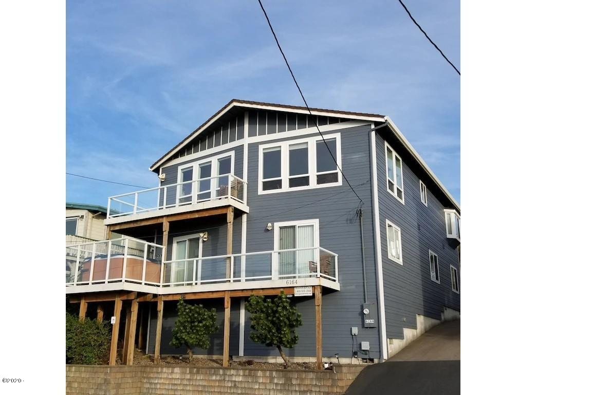 6164 NE Logan Rd, Lincoln City, OR 97367 - Outside Front