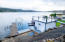 4018 NE 42nd St, Neotsu, OR 97364 - Lake Shed View