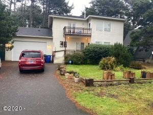 3870 NW Lee Ave, Lincoln City, OR 97367 - Front