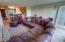 3814 NW Shore View Dr, Waldport, OR 97394 - Entertainment Room