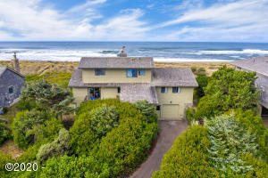 389 Salishan Drive, Gleneden Beach, OR 97388 - Front of Home