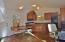 747 N Deerlane Loop, Otis, OR 97368 - Dining and kitchen