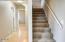 160 SE Surf Ave, Lincoln City, OR 97367 - Stairs and Hallway