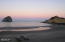 33000 Cape Kiwanda Drive, 18-33, Pacific City, OR 97135 - Rock & Cape with Moon