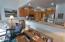 505 NE 71st St, # E, Newport, OR 97365 - Living room to kitchen