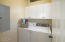 235 Oceanview St, Depoe Bay, OR 97341 - Laundry Room