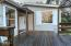 407 SE 127th Pl, South Beach, OR 97366 - Front Entry Deck