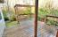 407 SE 127th Pl, South Beach, OR 97366 - Front Deck Entry