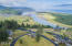 LOT 3 Brooten Mountain Loop, Pacific City, OR 97135 - Aerial to the South