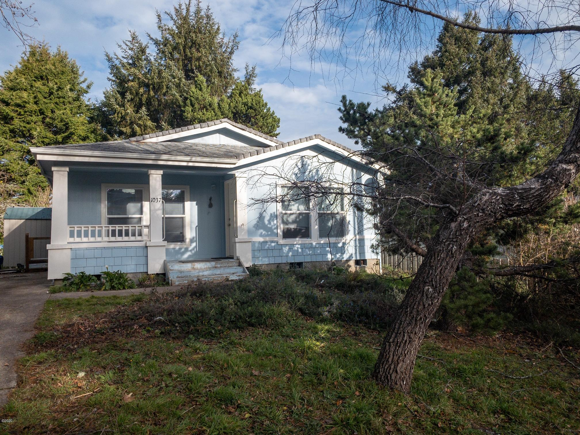 1037 SW 11th St, Lincoln City, OR 97367 - 1037 SW 11th