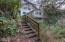 125 Wakash Trail, Depoe Bay, OR 97341 - Back of Home to Beach Trail