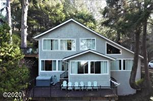 125 Wakash Trail, Depoe Bay, OR 97341 - Private Ocean View Home