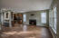 4355 SE Fleming St, Newport, OR 97366 - Open living design