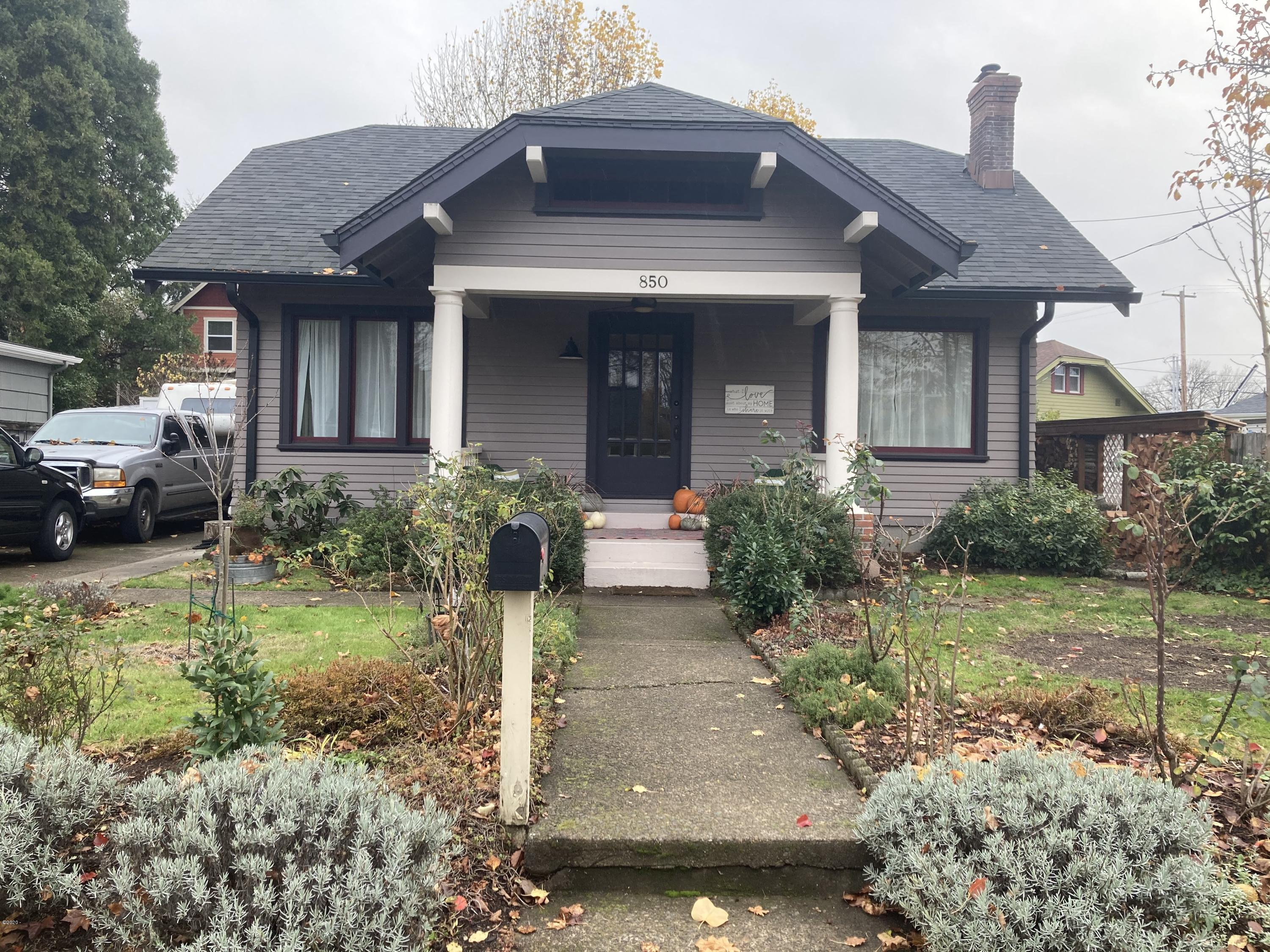 850 SW C Ave, Corvallis, OR 97333 - Front