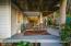Nice covered patio