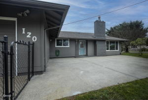 120 SW Greenwood Way, Waldport, OR 97394 - Front