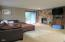 1907 SE Emerald Ct, Toledo, OR 97391 - Cozy Living Room w/ Slider to the Deck