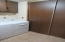 1907 SE Emerald Ct, Toledo, OR 97391 - Utility Room with Large Pantry