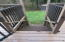 1907 SE Emerald Ct, Toledo, OR 97391 - Pergola Gate and Stairs down to the yard