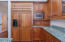 156 NW 73rd Ct, Newport, OR 97365 - Custom Cherry Cabinets