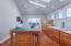 156 NW 73rd Ct, Newport, OR 97365 - Crafter's dream room!